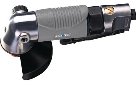 AEROTEC Druckluftwinkelschleifer ST 125