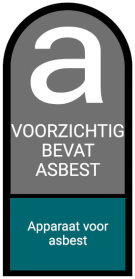 Afbeelding Asbest