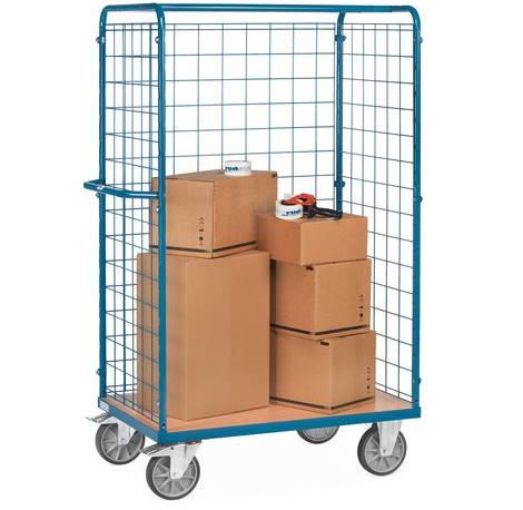 pakketwagen