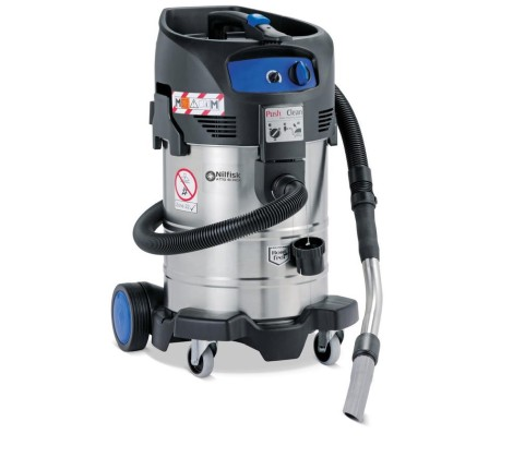 Sicherheitssauger Nilfisk® ATTIX 40-OM PC Type 22, nass + trocken