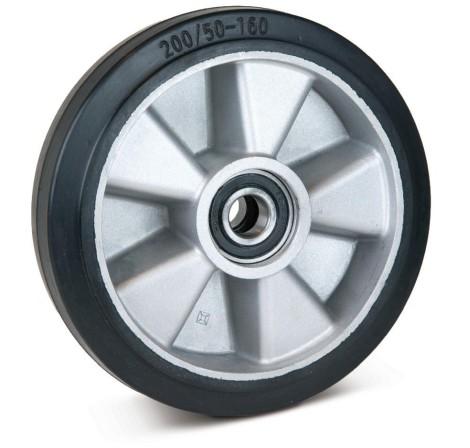 Solid rubber steering wheel for Ameise® / BASIC / Economic pallet trucks
